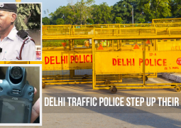 New Motor Vehicle Act: Cops Will Now Wear Cameras To Record Instances Of Traffic Violations