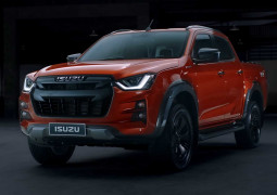 2020 Isuzu D-Max Revealed With A Complete Design Change For First Time In 8-Years