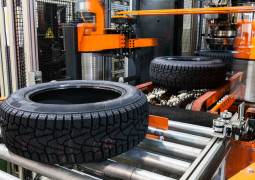 Tyres That Communicate Through 5G Network  Is The Newest Technology In Car Safety
