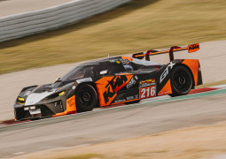 KTM reveals X-Bow GTX for SRO GT2 racing.