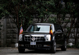 Meet the BEAST: American President Donald Trump's Cadillac Coming to India