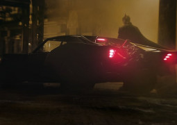The new Batmobile is here and it is making men all over the world drool!