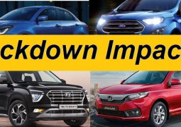 Lockdown Impact on Car Prices – Coronavirus Impact on India's Auto Sector
