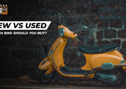 Should You Buy A New Bike or Used Bike?