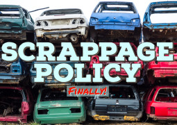 Government Releases Important Details On Vehicle Scrappage Policy